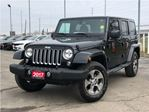 2017 Jeep Wrangler UNLIMITED SAHARA**NAVIGATION**BLUETOOTH** in Mississauga, Ontario