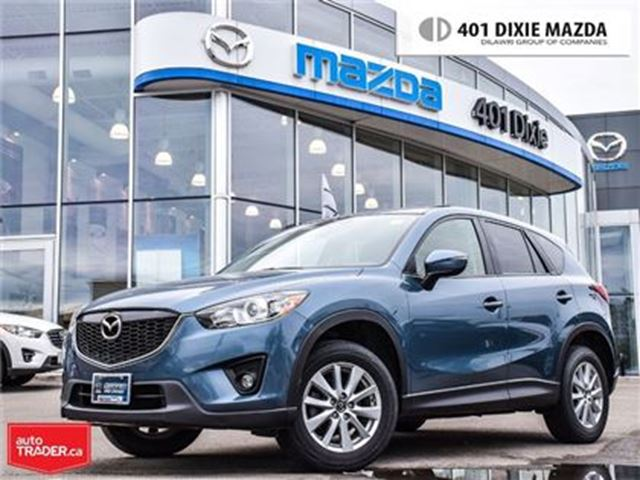 2015 MAZDA CX-5 GS,AWD,ONE OWNER, QUALIFIES FOR 0.9% FINANCE in Mississauga, Ontario