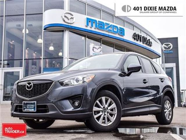 2015 MAZDA CX-5 GS,0.9% AVAILABLE, REAR-VIEW CAMERA,BLUETOOTH in Mississauga, Ontario