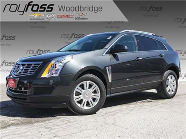 2015 CADILLAC SRX Luxury in Woodbridge, Ontario