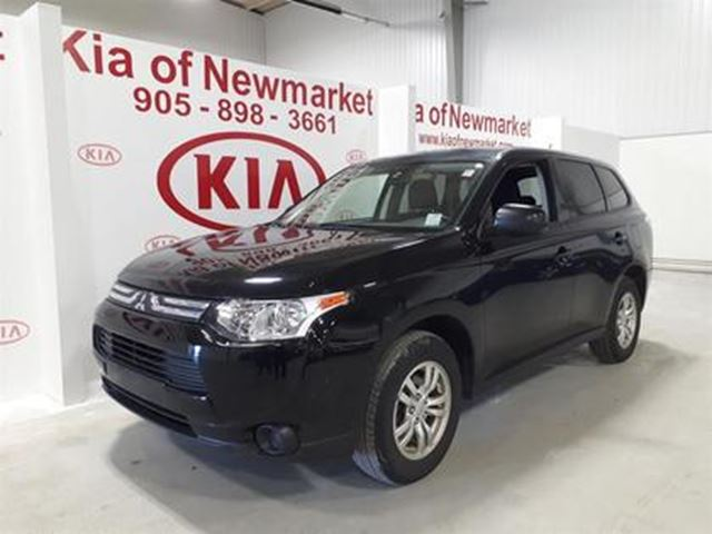 2014 MITSUBISHI OUTLANDER 4x4 ~ Great History ~ Perfect Condition in Newmarket, Ontario