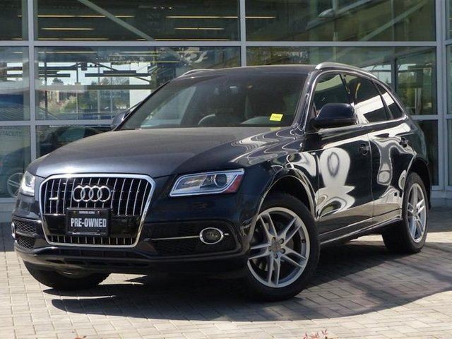 2013 AUDI Q5 2.0T Prem Plus Tip qtro in Vancouver, British Columbia