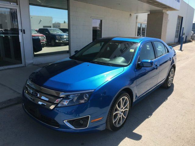 2011 FORD FUSION SEL AWD*Accident Free* in Winnipeg, Manitoba