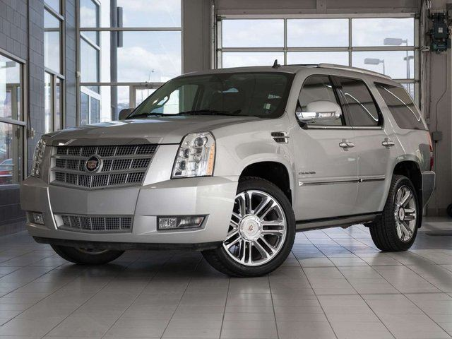 2013 CADILLAC ESCALADE Platinum in Kelowna, British Columbia