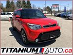 2015 Kia Soul SX Luxury+GPS+Camera+Pano Roof+Vented Leather Seat in London, Ontario