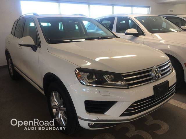 2015 VOLKSWAGEN Touareg 4dr Sportline 3.6L 8sp at Tip 4M in Vancouver, British Columbia