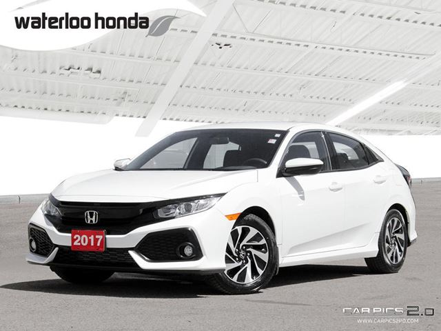2017 HONDA CIVIC LX Bluetooth, Back Up Camera, Heated Seats and more! in Waterloo, Ontario