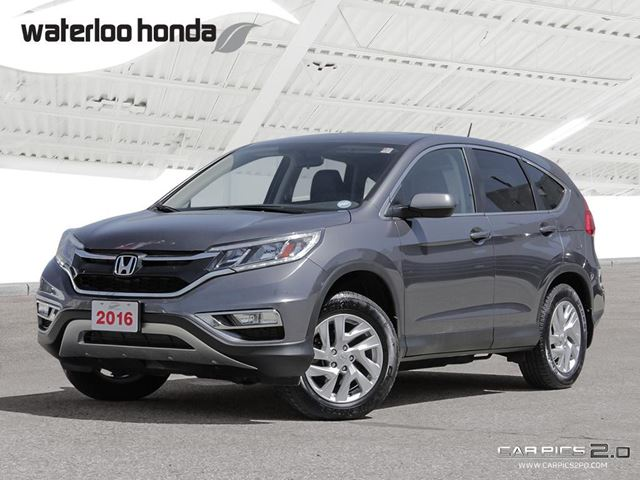 2016 HONDA CR-V EX-L Bluetooth, Back Up Camera, AWD, Heated Seats and more! in Waterloo, Ontario