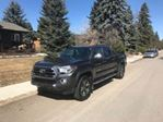2016 Toyota Tacoma 4WD Double Cab V6 Auto Limited in Mississauga, Ontario