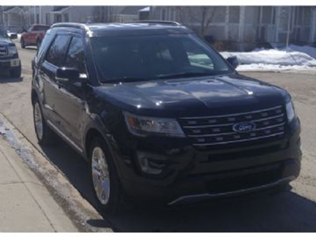 2017 FORD EXPLORER 4WD 4dr XLT in Mississauga, Ontario