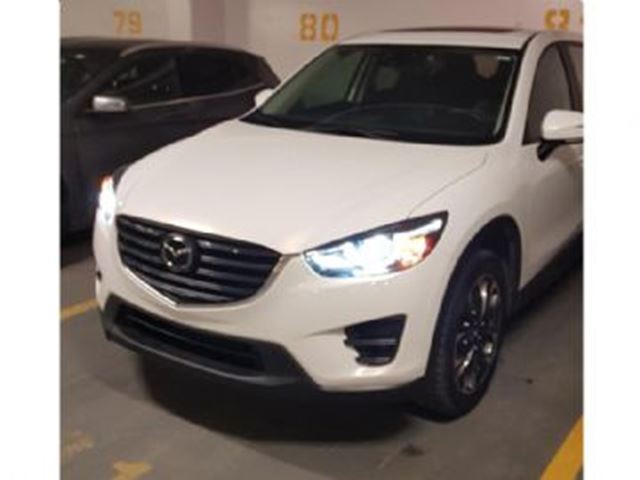 2016 MAZDA CX-5 2016.5 AWD 4dr Auto GT in Mississauga, Ontario