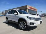 2017 Volkswagen Tiguan WOLFSBURG, HTD. LEATHER, BT, CAMERA, 32K! in Stittsville, Ontario