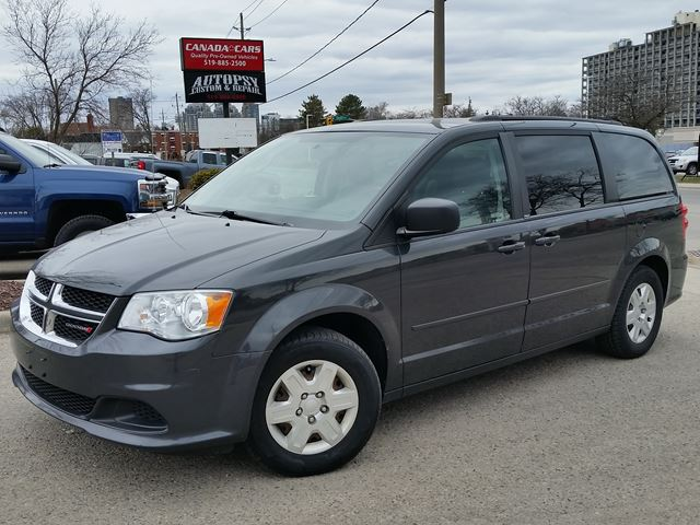 2012 DODGE GRAND CARAVAN SE in Waterloo, Ontario