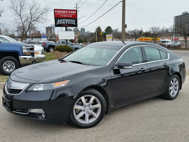 2014 ACURA TL           in Waterloo, Ontario