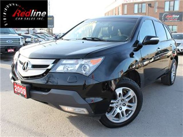 2009 ACURA MDX SH-AWD Bluetooth-Leather-Sunroof in Hamilton, Ontario
