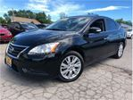 2013 Nissan Sentra 1.8 SV NAVIGATION LEATHER SUN ROOF in St Catharines, Ontario