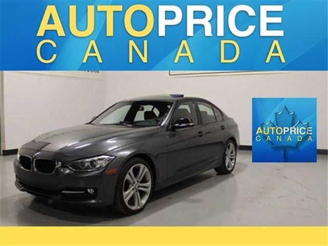 2014 BMW 328D XDRIVE XDrive SPORT PKG NAVIGATION AND MORE in Mississauga, Ontario