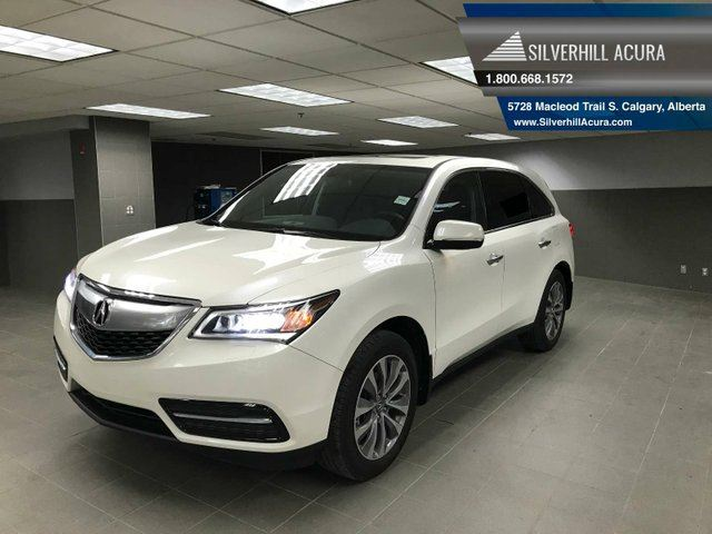 2014 ACURA MDX Tech Package SH-AWD in Calgary, Alberta