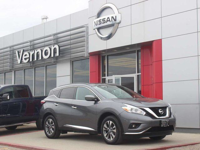 2017 Nissan Murano SV All-wheel Drive - Kelowna, British Columbia ...