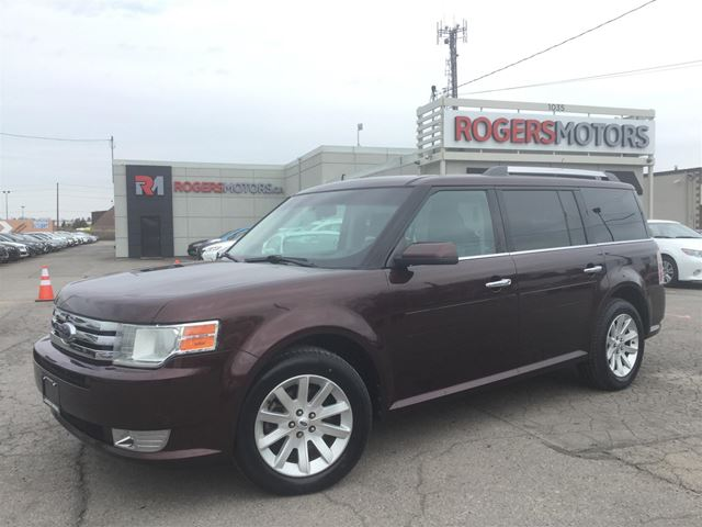 2010 FORD FLEX SEL - BLUETOOTH - HTD SEATS in Oakville, Ontario
