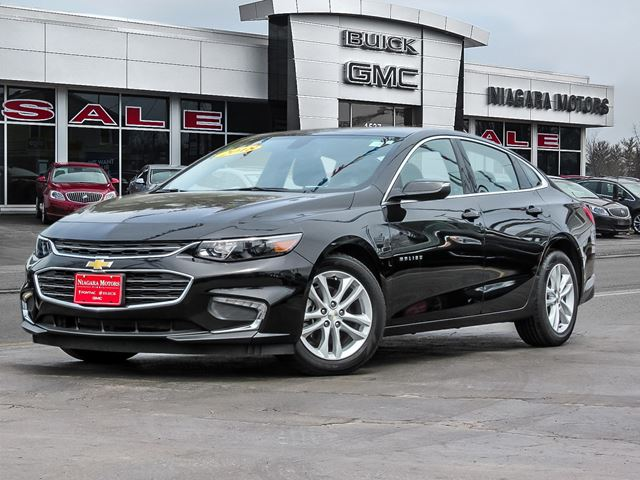 2018 Chevrolet Malibu LT in Virgil, Ontario
