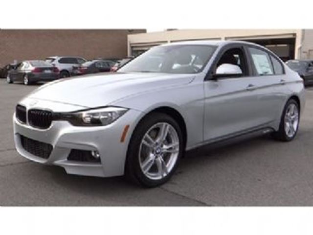 2015 BMW 3 SERIES 328i xDrive AWD Modern Line + Excess Wear Protection in Mississauga, Ontario