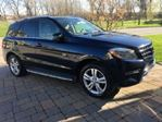 2015 Mercedes-Benz M-Class 350 BlueTec 3.0L V6 turbo diesel Fully Loaded in Mississauga, Ontario
