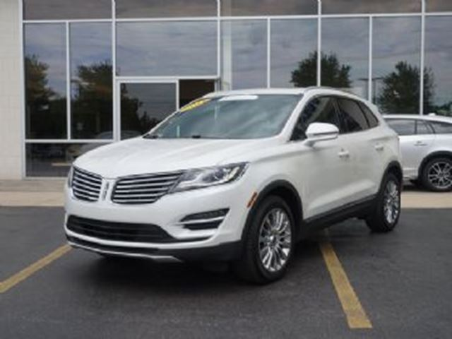 2017 LINCOLN MKC Ensemble Select in Mississauga, Ontario