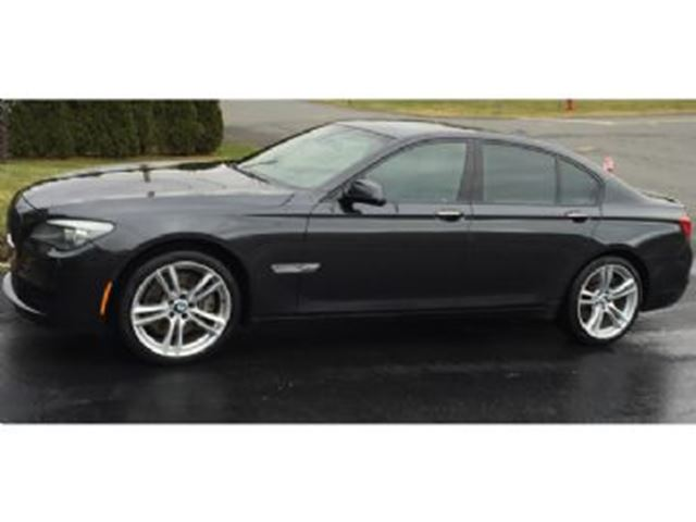 2012 BMW 7 SERIES 750i xDrive AWD M Sport + Executive, BMW Certified in Mississauga, Ontario