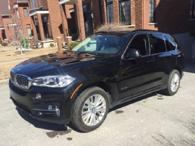 2015 BMW X5 xDrive35i Classic Line, Premium, Wear + Appearance Protects in Mississauga, Ontario