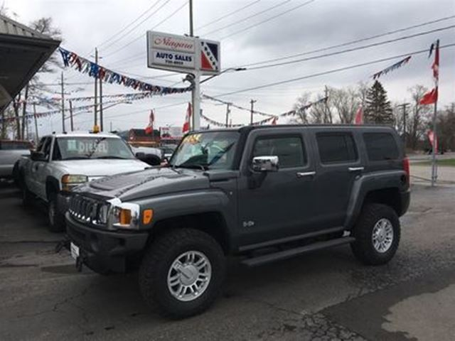 2008 HUMMER H3 WOW !! SWEET 4X4 !!! *WE FINANCE* in Welland, Ontario