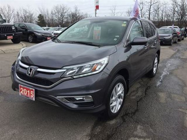 2015 HONDA CR-V EX-L l BLUETOOTH l LEATHER l ONE OWNER in Mississauga, Ontario
