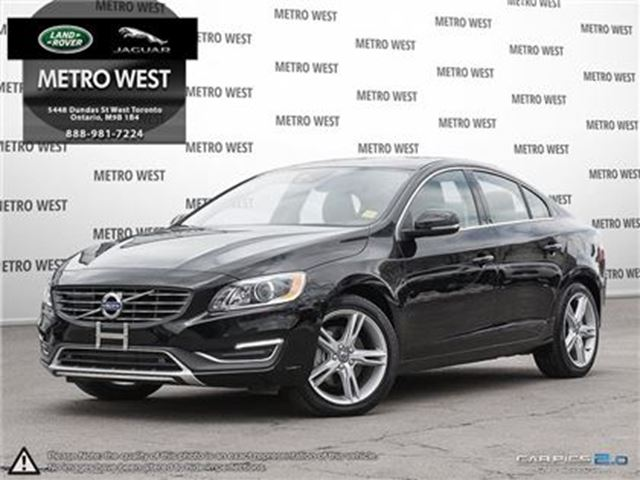 2017 VOLVO S60 T5 Special Edition - 160,000Km WRT 0.0%UpTo60Month in Toronto, Ontario