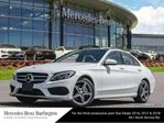 2015 Mercedes-Benz C-Class C300 4matic Sedan in Burlington, Ontario