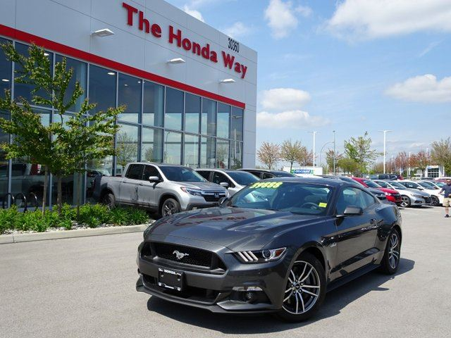 2017 FORD MUSTANG GT Coupe in Abbotsford, British Columbia