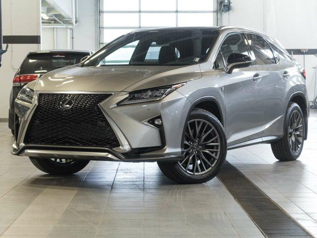 2017 LEXUS RX 350 F Sport Series 3 in Kelowna, British Columbia