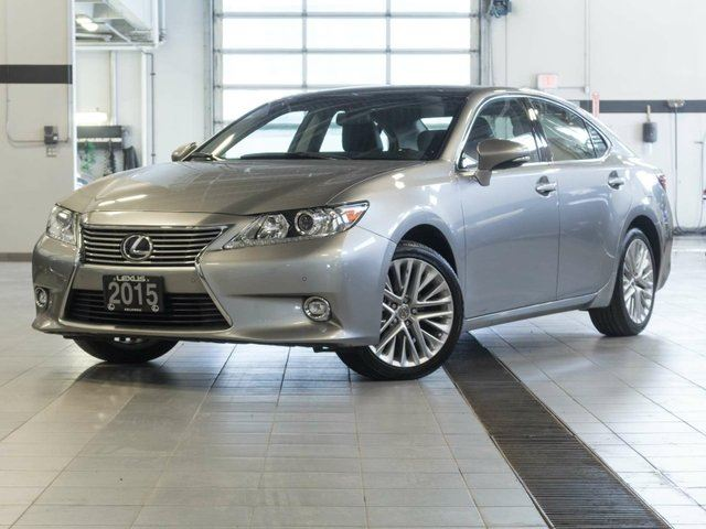 2015 LEXUS ES 350 Executive in Kelowna, British Columbia