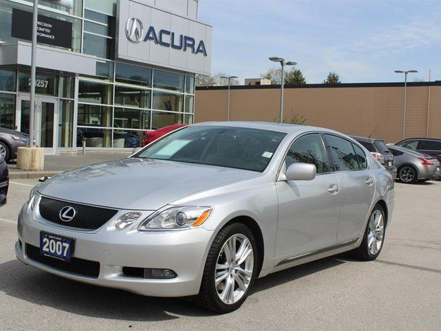 2007 Lexus GS 450 h Base in Langley, British Columbia
