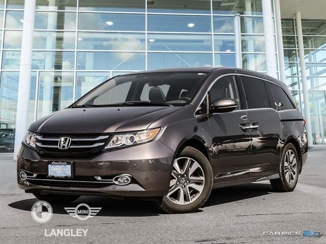 2017 Honda Odyssey Touring in Langley, British Columbia