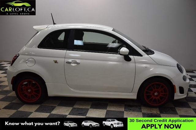 2014 FIAT 500 ABARTH - MANUAL * A/C * POWER LOCKS in Kingston, Ontario