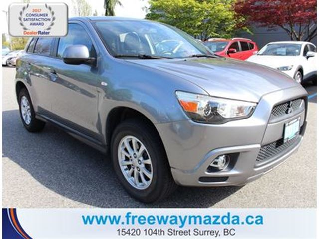 2012 MITSUBISHI RVR SE- HEATEDSEATS in Surrey, British Columbia