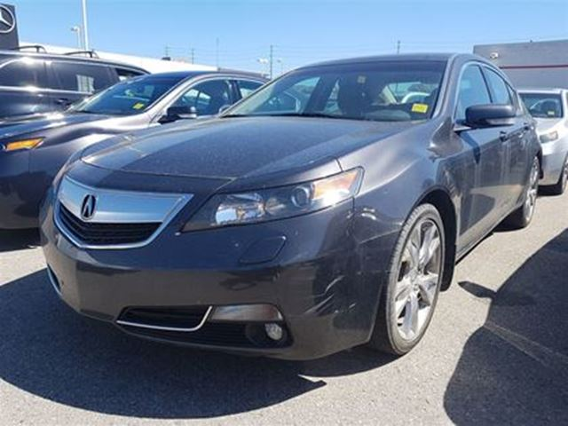 2014 ACURA TL Elite   Automatic   Heated Seats, Sunroof in Whitby, Ontario