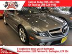 2009 Mercedes-Benz SL-Class 5.5L, Navigation, Leather, Convertible, 75, 000km in Burlington, Ontario