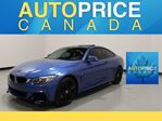 2014 BMW 435i xDrive XDrive NAVI TECH PKG REAR CAM AND MORE in Mississauga, Ontario