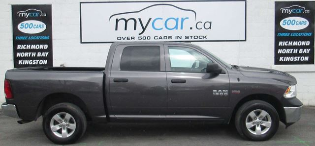 2015 DODGE RAM 1500 ST BACK UP CAMERA, ALLOY WHEELS, 4X4 in North Bay, Ontario