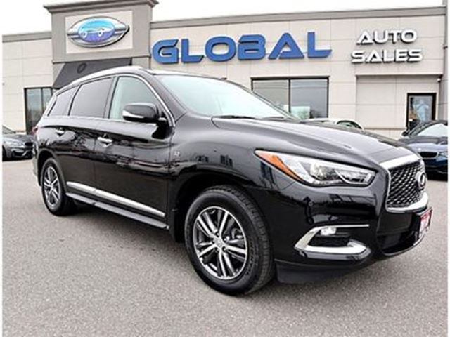 2018 INFINITI QX60 AWD NAVI. 360 CAM. LEATHER in Ottawa, Ontario