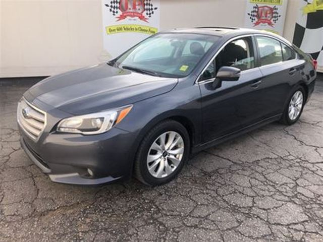 2015 SUBARU LEGACY 2.5i w/Touring Pkg, Sunroof, Back Up Camera, AWD in Burlington, Ontario