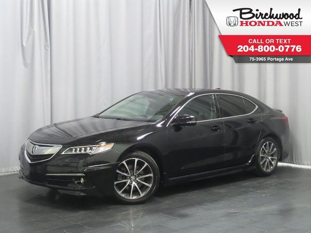 2015 ACURA TLX V6 Elite *EXTRA LONG MAY LONG WEEKEND SALE* in Winnipeg, Manitoba