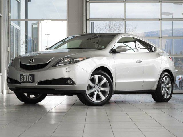 2010 ACURA ZDX Technology 4dr All-wheel Drive in Kelowna, British Columbia