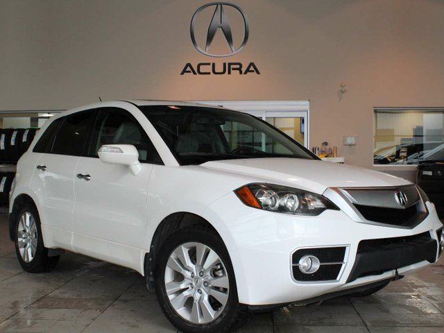2011 ACURA RDX TECHPKG - Heated Leather Seats, Sunroof, Remote Start, Nav in Red Deer, Alberta